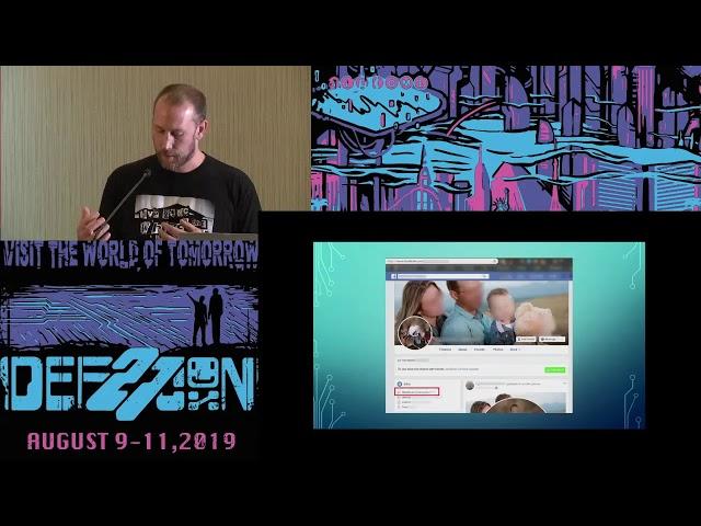 DEF CON 27 Social Engineering Village - Ryan MacDougall - OSINT in the Real World