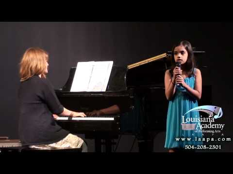 River Ridge School of Music & Dance .:. Voice Lessons in New Orleans