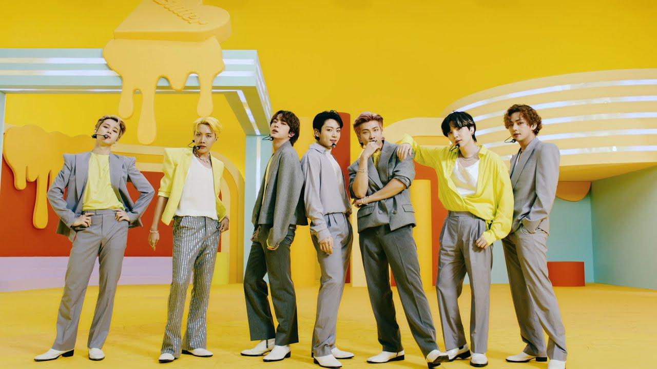 Download BTS (방탄소년단) 'Butter' @ SiriusXM Hits 1