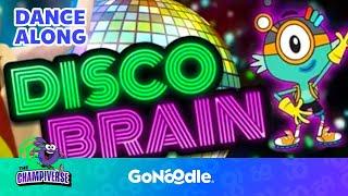 Champtastic Disco Brain - Champiverse | GoNoodle