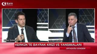 Kerkük'teki Bayrak Krizi ve Yansımaları, Erşat Salihi, Türkmeneli TV, 06.04.2017