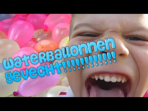 Vlog 245: WATERBALONNEN