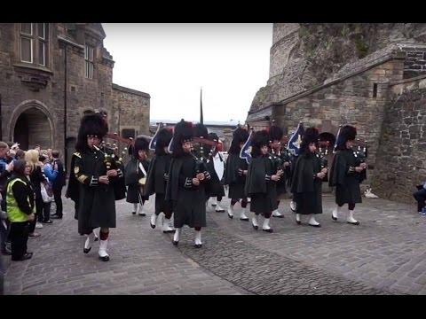 EDINBURGH ❘ Last Day: Edinburgh Castle ❘ Day 5