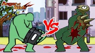 Hulk Vs Monster - Anger Of Stick 4 #1