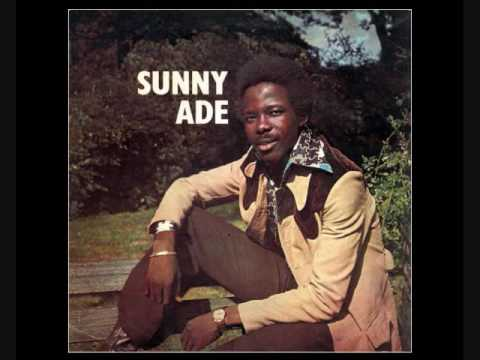 Sunny Ade And His African Beats ~ Vol 1 (side Two Part A)