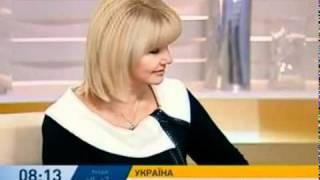 Ведущая главных новостей страны - Светлана Леонтьева - Интер