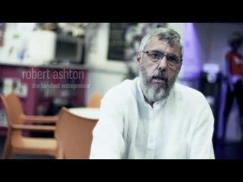 Robert Ashton - Barefoot Entrepreneur - Why I am different!