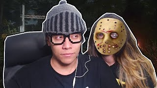 A JASON MULHER - Friday the 13th The Game