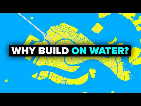 Why Was Venice ACTUALLY Built on Water