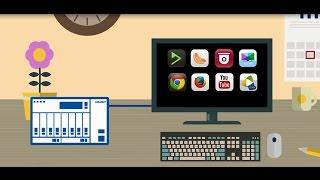 QTS 4.1.2 - Tout nouveau système d'exploitation pour Turbo NAS