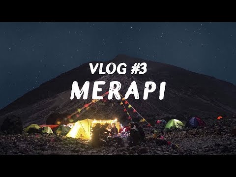 VLOG #3 MOUNT MERAPI