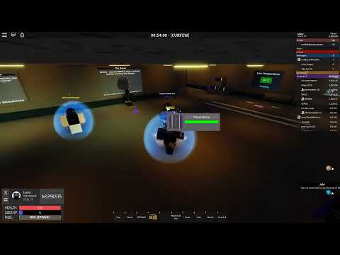 Hosting A Mass Patrol Then Patrolling As A Paladin Peacekeeper. (DTRP Roblox)