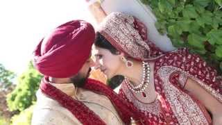Repeat youtube video BRIDE ON CRUTCHES Rupinder & Rajiv .mp4