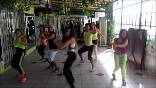 Que se saque todo - nene malo ( coreografia sandunga)