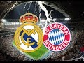 Real Madrid vs Bayern Munchen | Full Matches REPLAY HD LIVE STREAM