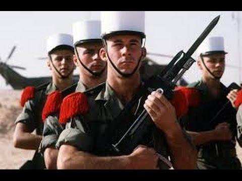 Prantsuse võõrleegion.