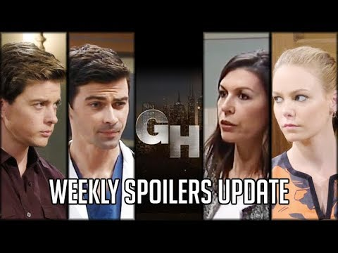 General Hospital Gh Weekly Spoilers Update For October 23rd 27th