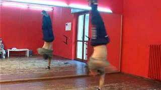 B-Boy Paco (Heroes Crew)  Trailer Power Moves 2009
