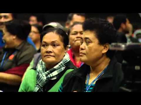 Pacific workers rally against proposed changes to Employment Relations Act...