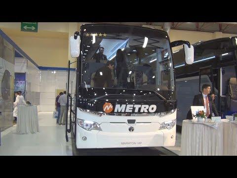 Temsa Maraton VIP Bus 2016 Exterior and Interior