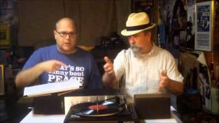 Console Stereo Record Player Repair