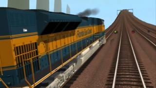 TRAINMUSTDIE Route for TRS2006 in Trainz Classics 1&2 - 3/3