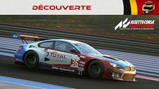 Découverte #126 : Assetto Corsa Competizione - Beta 0.3.0 (PC)