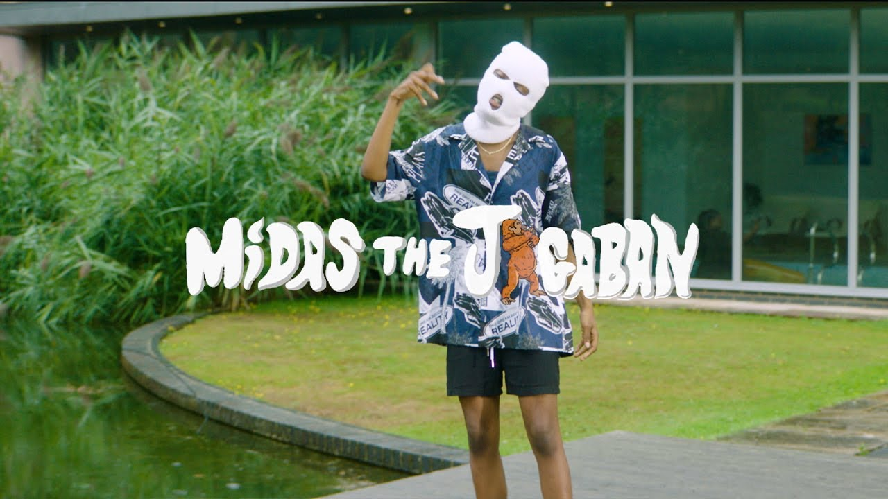 Download Midas The Jagaban - Party With A Jagaban (Official Music Video)