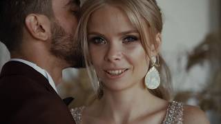 Красивая свадьба в Краснодаре. Свадебное видео. Жених с невестой. Свадьба 2019