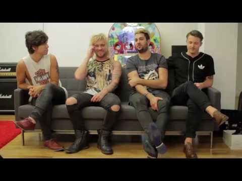 Steve Madden Music Presents: THE GRISWOLDS | 2015 Interview