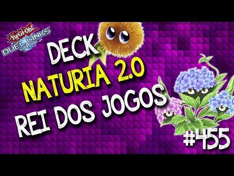 Deck Naturia 2.0 Para Rei dos jogos! Deck super forte e barato para chegar ao rei dos jogos!