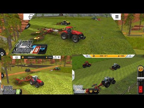 Fs14 _ fs16 _ fs18 / çim biçme _ mowing grass / # 90 HD /