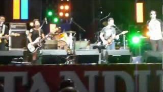 Sandwich Betamax live Tanduay Rhum Rockfest 2011