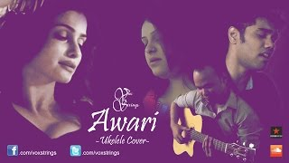 Awari Ek Villain (Soch Band) | VoxStrings | (Acoustic Ukelele cover)