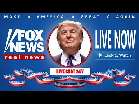 Fox News Live - Fox & Friends Chat 24/7 - Trump Breaking News
