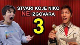 Stvari Koje Niko NE Izgovara 3 !!!