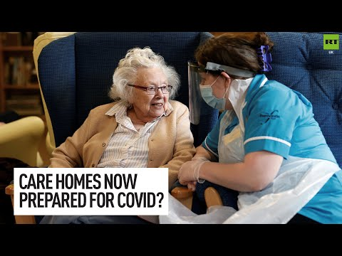 Are care homes better prepared for the new surge of Covid cases?