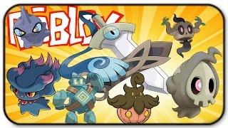 Roblox Pokemon Ziegel Bronze - fangen alle Geist Pokemon auf dem gruseligen Fortulose Herrenhaus