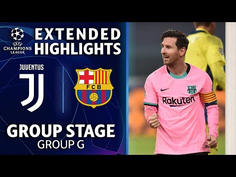 Juventus vs. Barcelona: Extended Highlights | UCL on CBS Sports