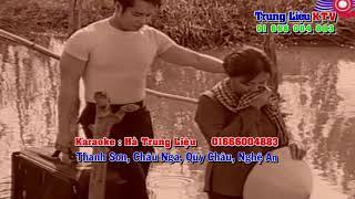 Karaoke Nước Mắt Mẹ Hiền - Full Beat - Ngọc Sơn