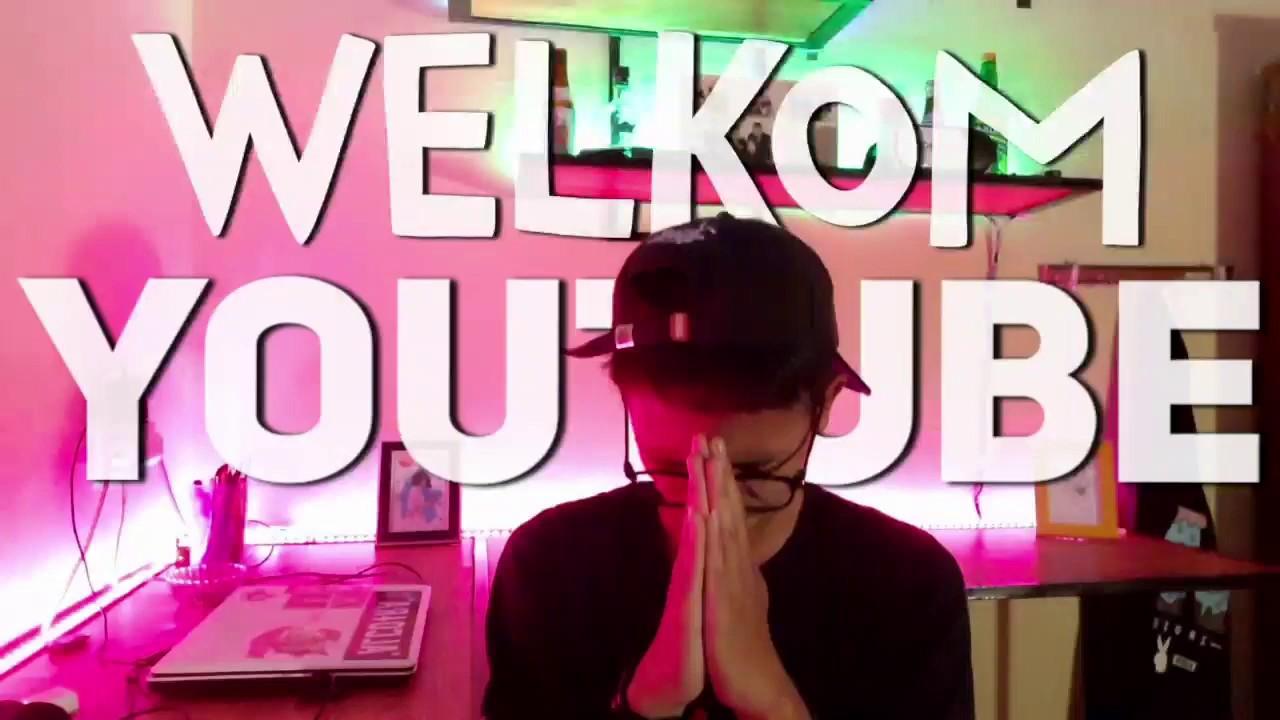 WELKOM YUTUP!!!!!!!! - YouTube