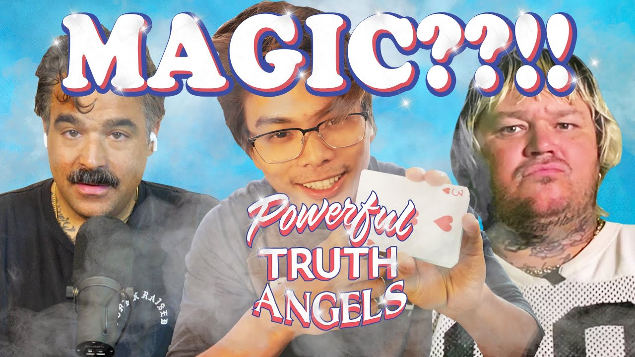 MAGIC??!! ft. Shin Lim | Powerful Truth Angels | EP 16