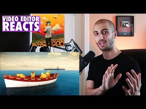 Video Editors Reaction to Tyler The Creator - SEE YOU AGAIN (Music Video)