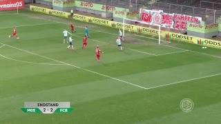 A-Junioren-Bundesliga LIVE: 1. FSV Mainz 05 - FC Bayern München