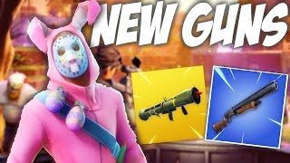 New Guided Missile/Blue Pump And New Easter Skins - 428 Wins/Level 241 Fortnite Battle Royale