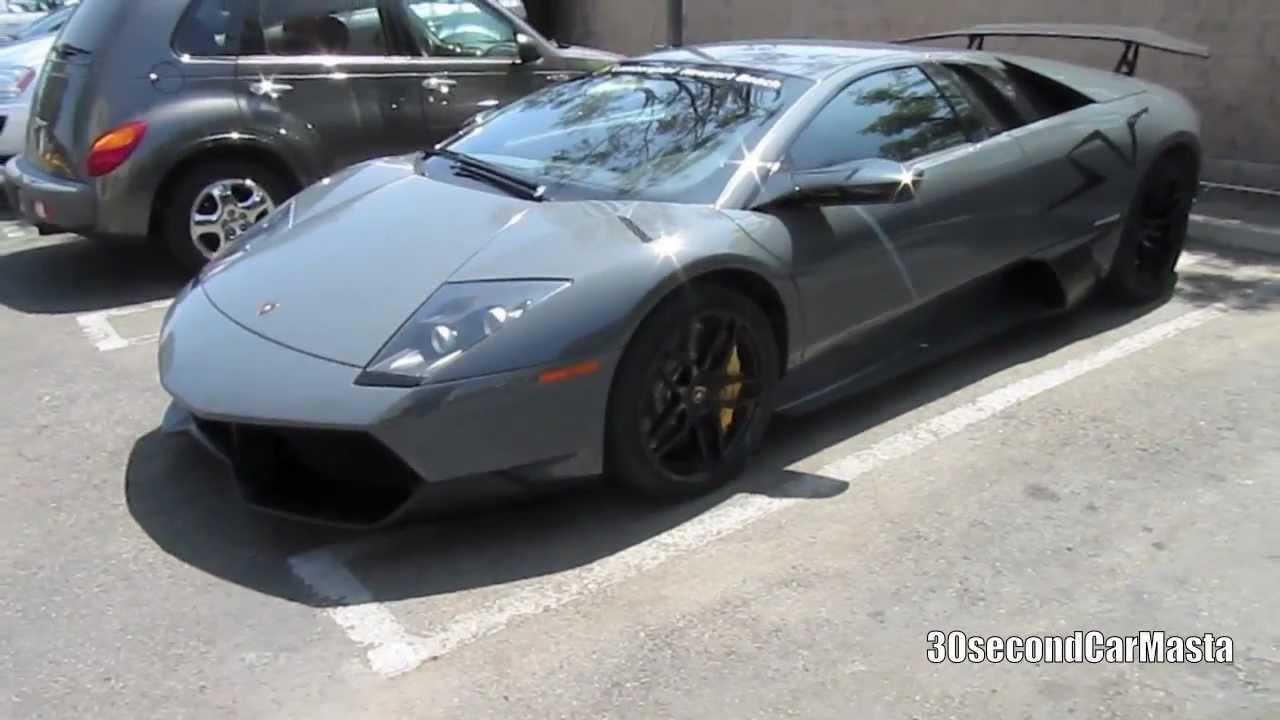 Image Result For Gray Lamborghini Aventador