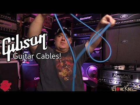 BEST Guitar Cable Ever?  Check out Gibson Guitar Cables ...