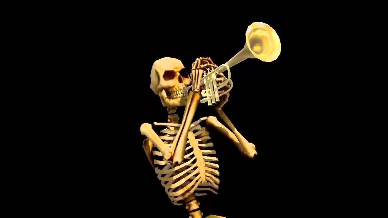 Skull Trumpet 3d Youtube