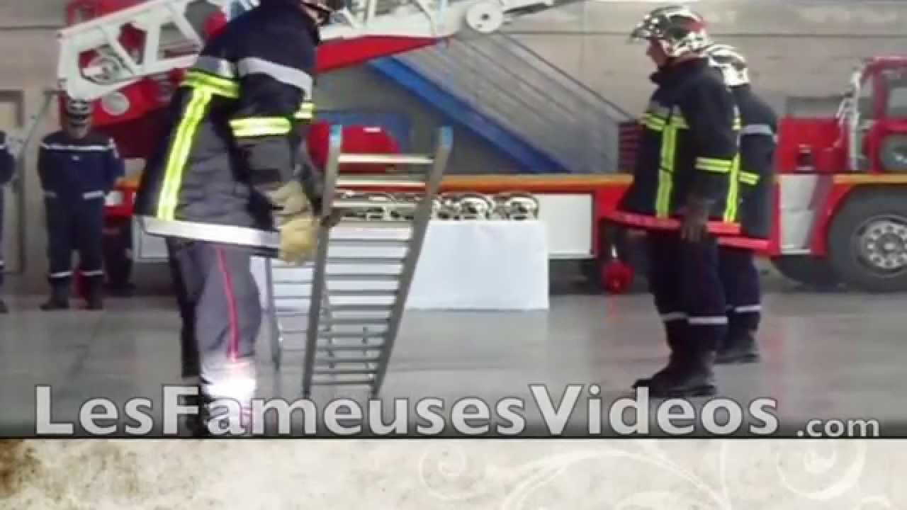 Démonstration Formation Pompier Professionnel