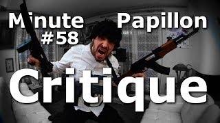 Minute Papillon #58 Esprit critique